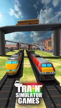 Train Simulator 2019 APK screenshot 1