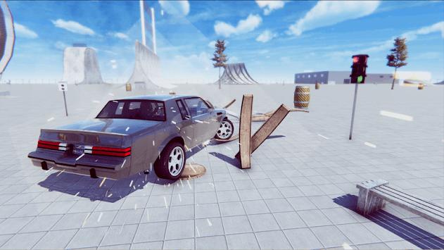 Car Crash Demolition Derby Simulator 2018 APK screenshot 1