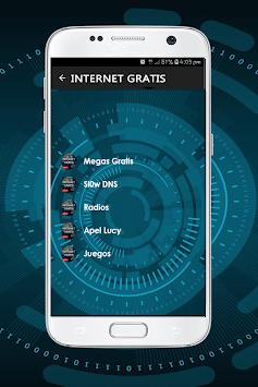 Internet Gratis y Rápido (Android) Guía APK screenshot 1