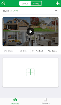 Homeguardlink APK screenshot 1