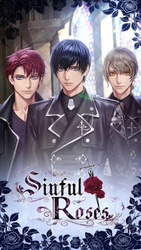 Sinful Roses : Romance Otome Game APK screenshot 1