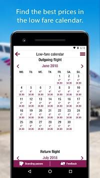 Eurowings - cheap flights APK screenshot 1