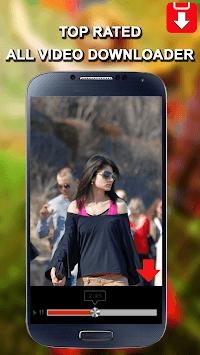 All Video Downloader- Mp4 Player HD APK screenshot 1