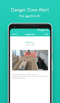 Cubo AI Smart Baby Camera APK screenshot 1