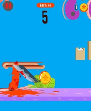 the run sausage game APK screenshot 1
