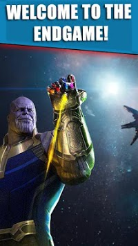 Thanos Odyssey - Endgame APK screenshot 1