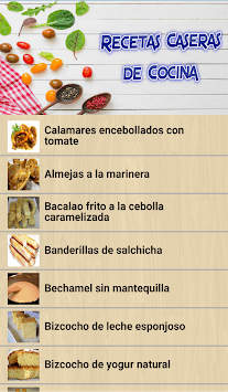 Home Cooking Recipes APK screenshot 1