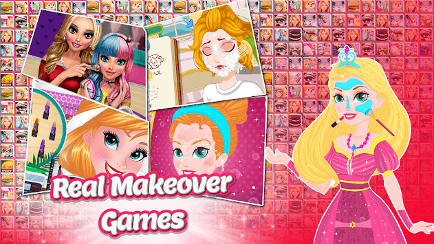 Frippa Games for Girls APK screenshot 1
