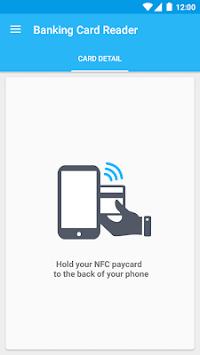 Credit Card Reader NFC (EMV) APK screenshot 1