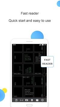 CAD Reader APK screenshot 1