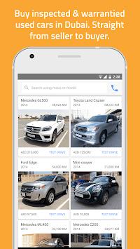 CarSwitch - Used cars in Dubai APK screenshot 1