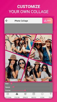 Photo Collage - Make Picture Grid APK screenshot 1