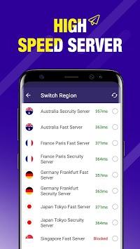 VPN Dog -  Free VPN Hotspot Proxy & Wi-Fi Security APK screenshot 1