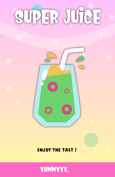 My Super Juice - Mini Games APK screenshot 1