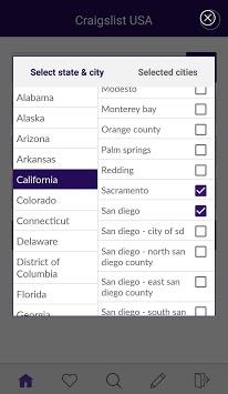 App for Craigslist: jobs, cars, houses, buy & sell APK screenshot 1