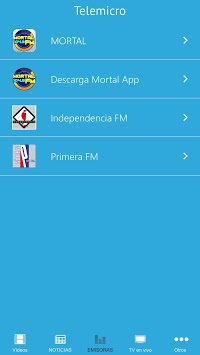 Telemicro APK screenshot 1