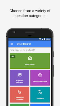 Crowdsource APK screenshot 1