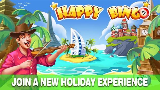 Happy Bingo: Fantasy Journey APK screenshot 1