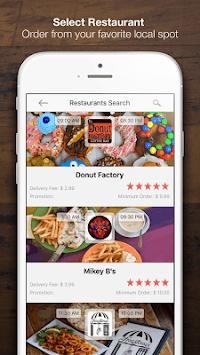 GotChew Food Delivery & Takeout APK screenshot 1