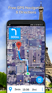 Live Street View 360 - GPS Maps Navigation & Route APK screenshot 1