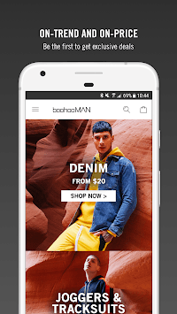 boohooMAN APK screenshot 1