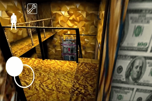 Scary RICH Granny - Mod Horror Game 2019 APK screenshot 1