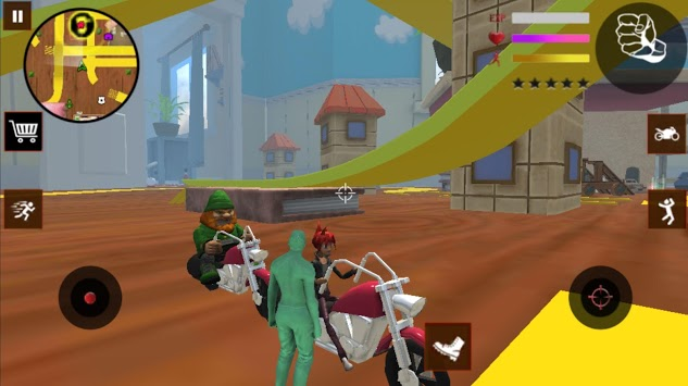 Green Army Men Toy Strike War APK screenshot 1