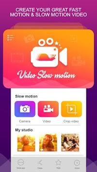 Slow motion Video APK screenshot 1