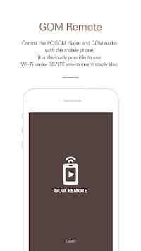 GOM Remote - Remote Controller APK screenshot 1