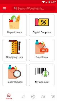 ShopWoodmans APK screenshot 1