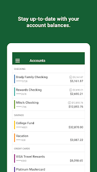Grow Mobile Banking APK screenshot 1