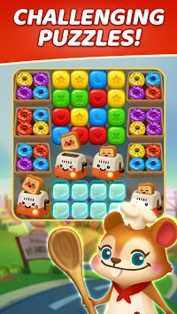 Brunch Crunch Buddy Blast APK screenshot 1