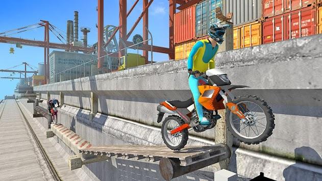Bike Stunt Challenge APK screenshot 1