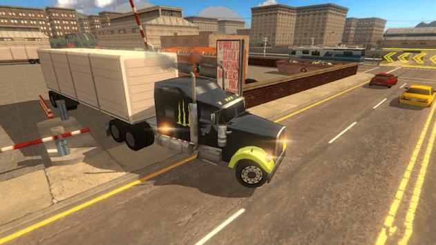 Truck Simulator 2019 APK screenshot 1