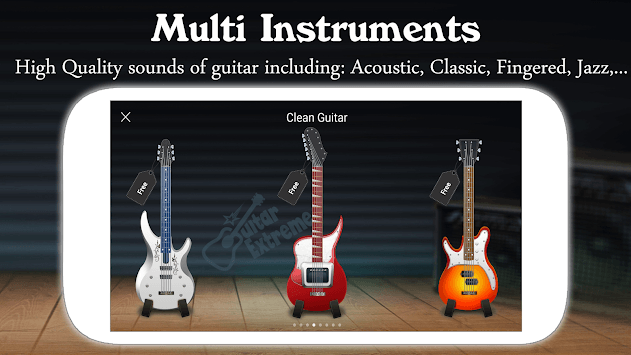 Guitar Extreme: Tabs & Chords APK screenshot 1