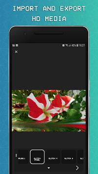 EZGlitch - 3D Glitch Video & Photo Effects APK screenshot 1