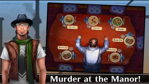 Adventure Escape: Murder Manor APK screenshot 1