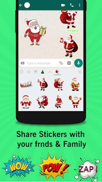 Stickers for Whatsapp – WAStickers APK screenshot 1