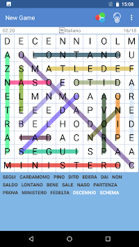 Free Word Search Puzzle - Word Find APK screenshot 1
