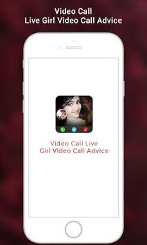 Video Call Advice Fake Video Call APK screenshot 1