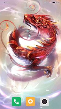 Dragon Wallpaper APK screenshot 1