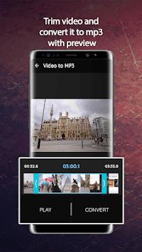 HD Video Convert to MP4, MP3 & Video Compressor APK screenshot 1