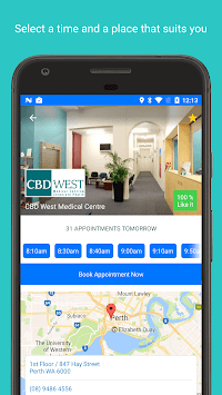 HealthEngine: Doctor Appointments APK screenshot 1