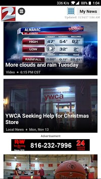 KQ2 News APK screenshot 1