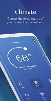 Inspire Smart Home APK screenshot 1