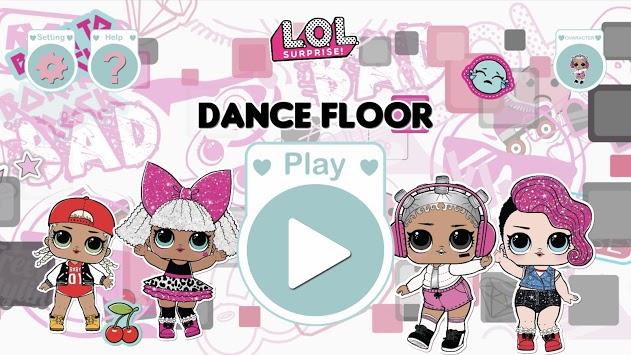 L.O.L. Surprise Dance Floor APK screenshot 1