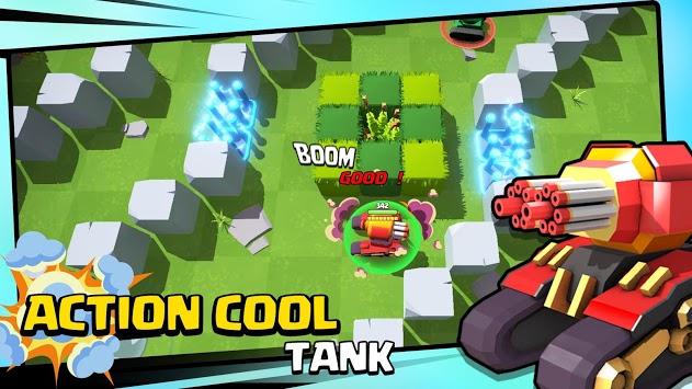 Tank Shooting - Survival Battle APK screenshot 1