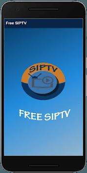 Free SIPTV APK screenshot 1