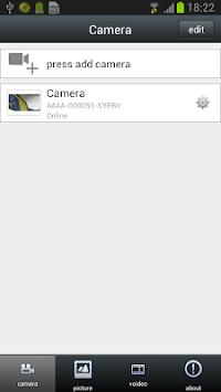 CamHi APK screenshot 1