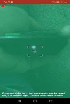 Hidden Camera Detector APK screenshot 1